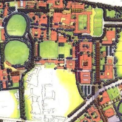 University of Sydney Masterplan Landscape Architecture